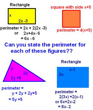 perimeter-expressions